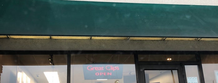 Great Clips is one of Jared's Liked Places.