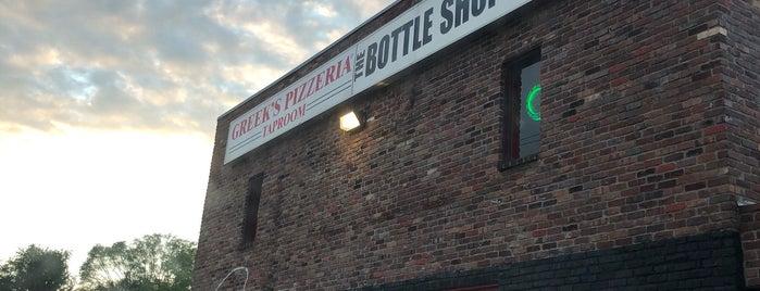 Greek's Pizzeria is one of Debbie : понравившиеся места.