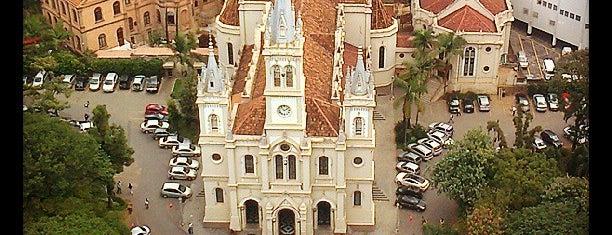 Igreja São José is one of Orte, die Dade gefallen.
