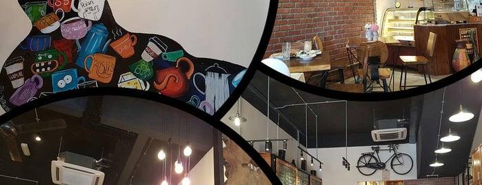 83 Cafe is one of Biel 님이 좋아한 장소.