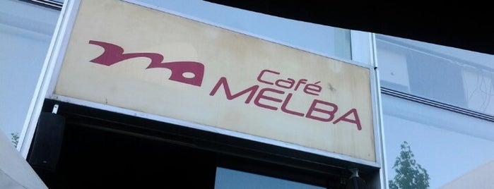 Cafe Melba is one of Stgo. City.