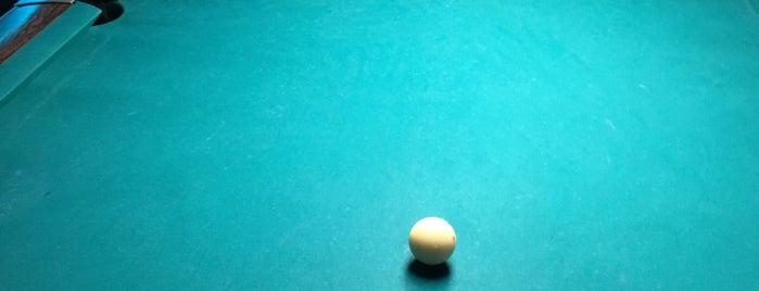 Post Billiards Cafe is one of Posti salvati di Omar.