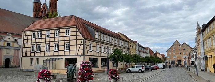 Kyritz is one of Prignitz.