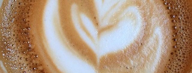 Aromas Coffeehouse is one of Posti salvati di Karen.
