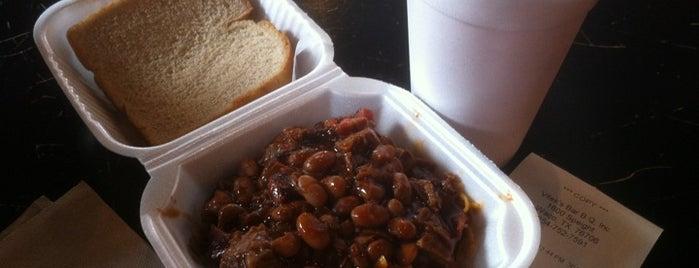 Vitek's is one of Waco trip.