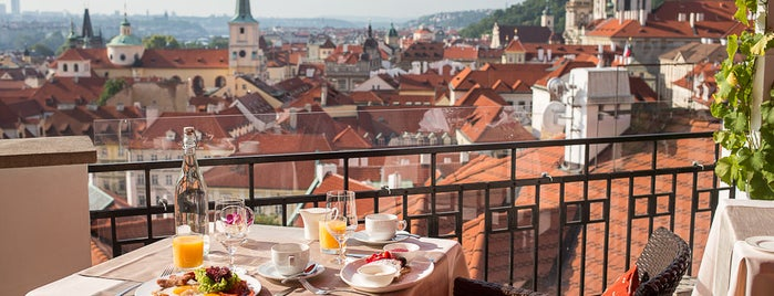 Prague Restaurant and Hotel