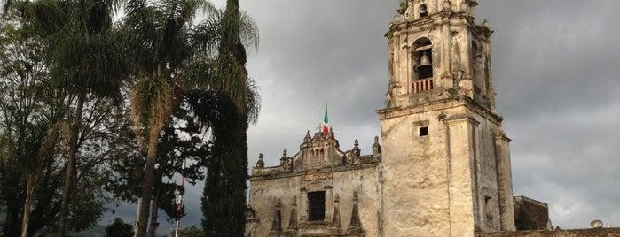 Iglesia De ocotepec is one of Locais curtidos por Gil.