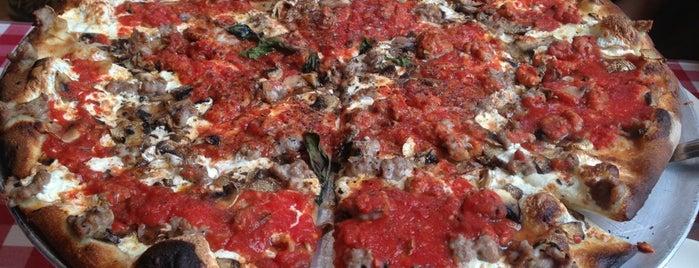 Grimaldi's Pizzeria is one of City Dinner Spots.