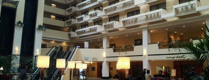 Hyatt Regency Savannah is one of Kickin' Up Dust Tour 2013.
