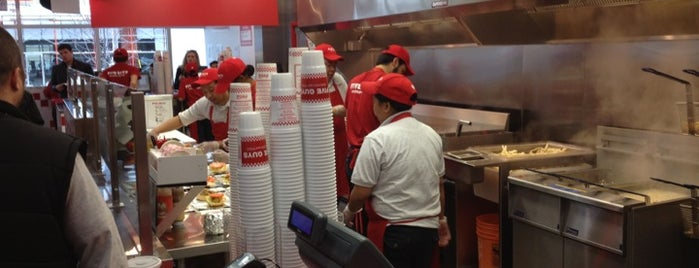 Five Guys is one of Burger Run.