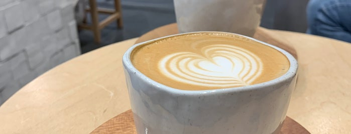 Haven Specialty Coffee is one of Sydney.