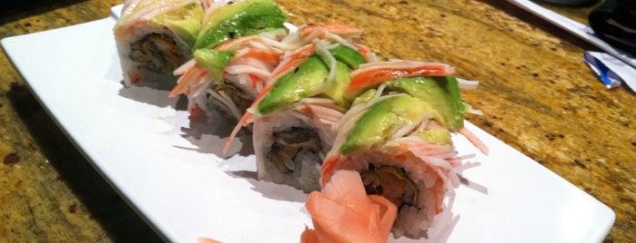Sushi Koji is one of G. Village.