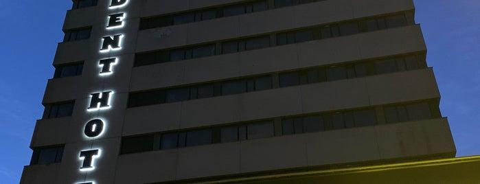 The Student Hotel Amsterdam City is one of สถานที่ที่ Alan ถูกใจ.