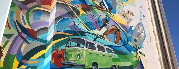 Surfing Colors is one of Lugares favoritos de Johan.