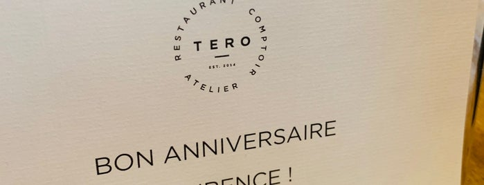 Tero is one of Brussels by Frenchman.