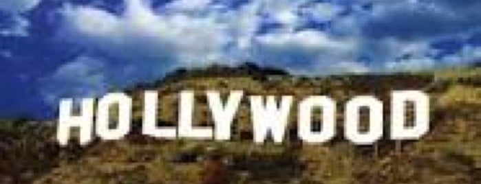 Hollywood is one of SoCal!.