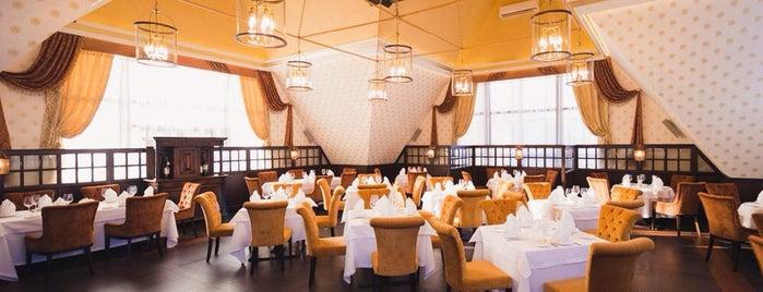 "Ресторан ""Бочка"" is one of Orte, die Сергей gefallen."