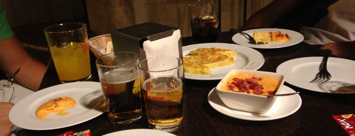El Risquillo is one of where to eat in cordoba spain.