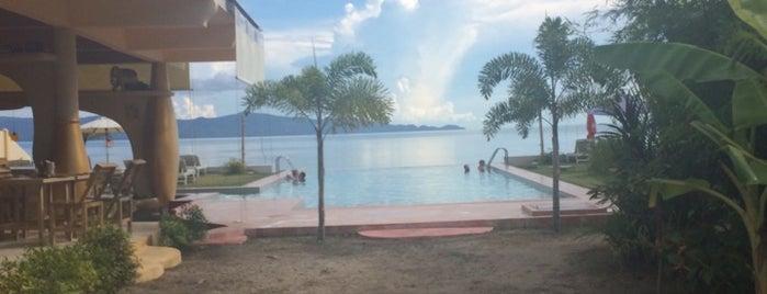 Le Divine Comedie Beach Resort is one of Antti'nin Beğendiği Mekanlar.