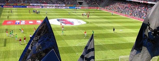 Stade de Suisse is one of International Sports~Part 2....
