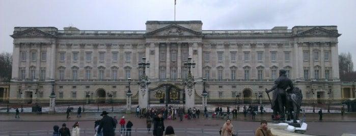 バッキンガム宮殿 is one of My London Trip!.