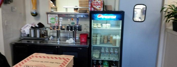 Numero Uno Pizza, Pasta & More is one of Julioさんの保存済みスポット.