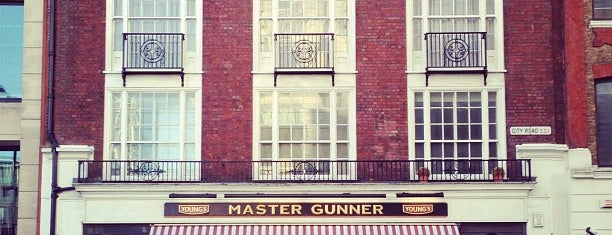 The Master Gunner is one of Pubs & Bars.