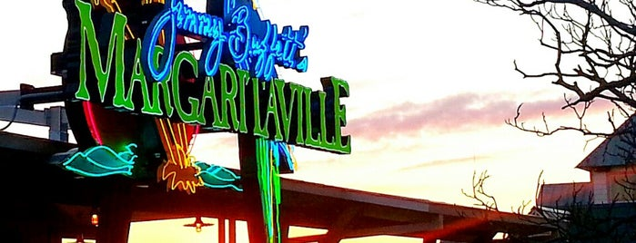 Margaritaville is one of Destin.