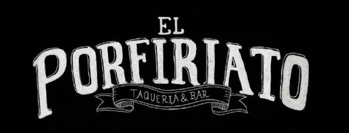El Porfiriato is one of Gespeicherte Orte von Jay C' 🏉.