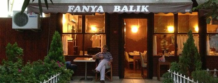 Fanya Balık Lokantası is one of İstanbul.