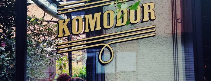 Komodor is one of Istanbul <3.