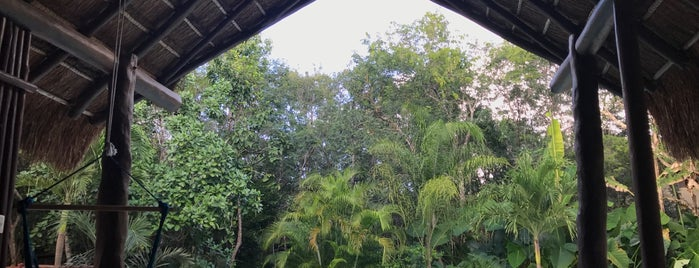 posada del agua y fuego is one of Tulum.