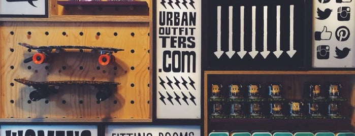 Urban Outfitters is one of Berlin.