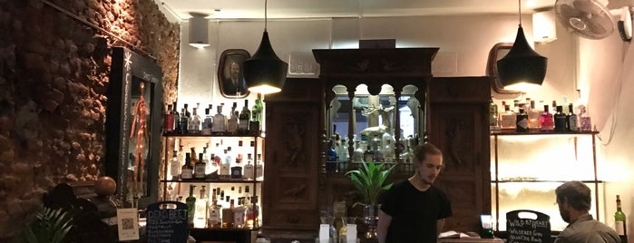 The Gin Bar is one of Cape Town 2018.
