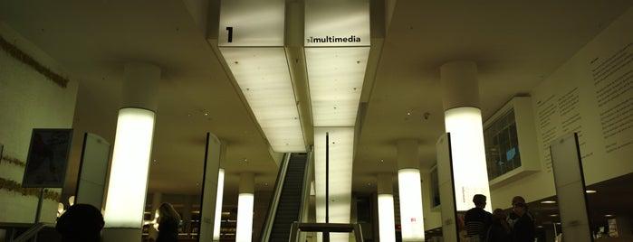 Openbare Bibliotheek Amsterdam is one of Amsterdam.