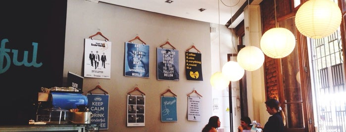 Wonderful Café is one of Santiago <3.