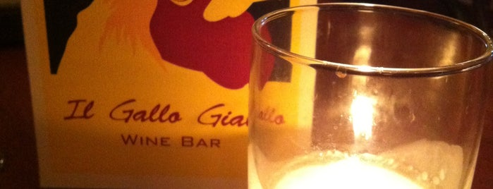 Il Gallo Giallo is one of Bar Brewery Pub.