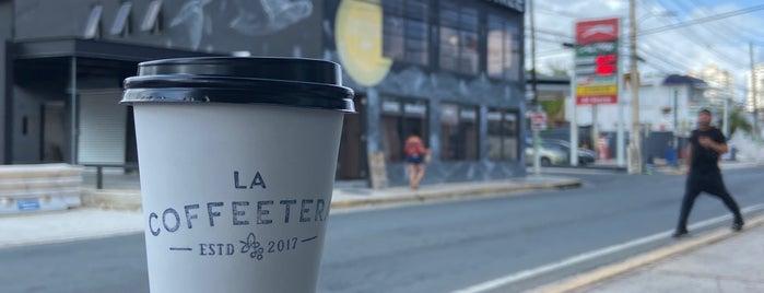 La Coffeetera is one of Santurce.