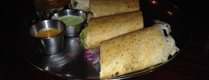 Tower Indian Restaurant is one of Tempat yang Disukai Ed.