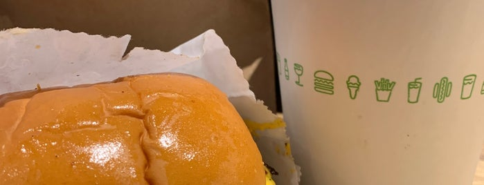 Shake Shack is one of Burgers.