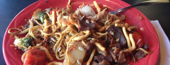 HuHot Mongolian Grill is one of Lincoln.