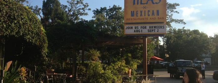 Tila's Restaurante & Bar is one of Houst-on.com | Mexican Restaurants.