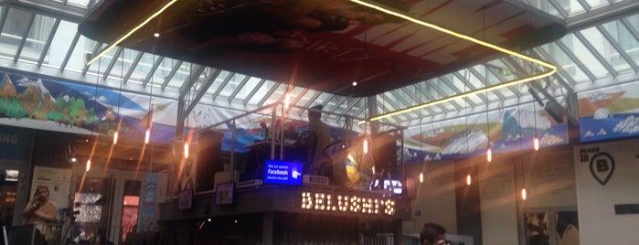 Belushi's Gare du Nord is one of Alizée 님이 좋아한 장소.