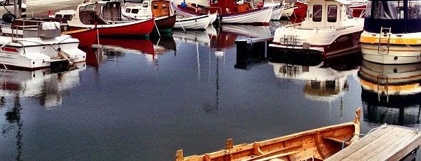 Tórshavnar havn   Tórshavn Harbour is one of Scandinavia & the Nordics.