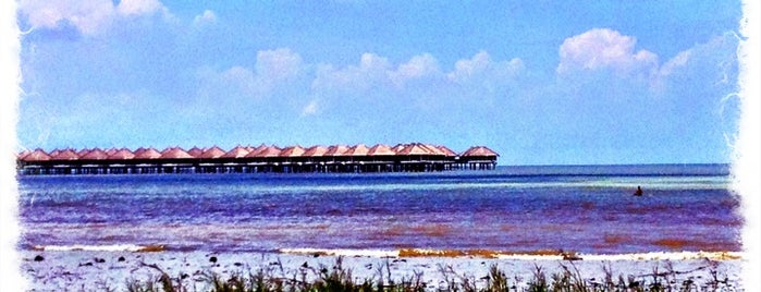 Sepang Gold Coast Beach is one of Attraction Places to Visit.