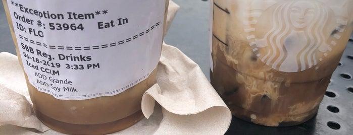 Starbucks is one of Vasha 님이 좋아한 장소.