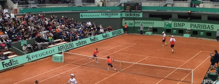 Court n°1 is one of Big Matchs's Today!.