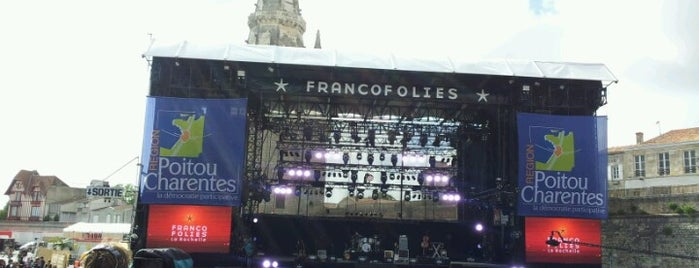 Francofolies - St Jean d'Acre is one of TO DO~TO DO....