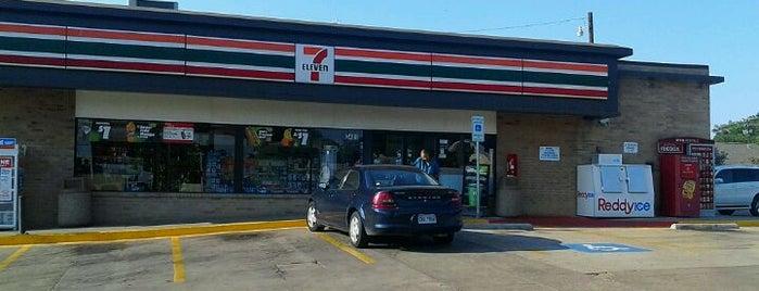 7-Eleven is one of Kendrick : понравившиеся места.