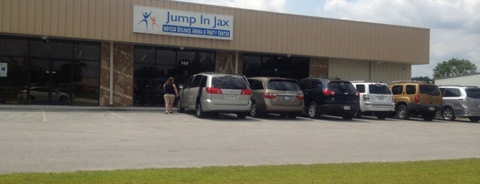 Jump In Jax is one of Favorite Arts & Entertainment.
